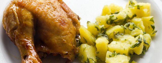 Comment cuisiner des ailes de poulets au cognac?